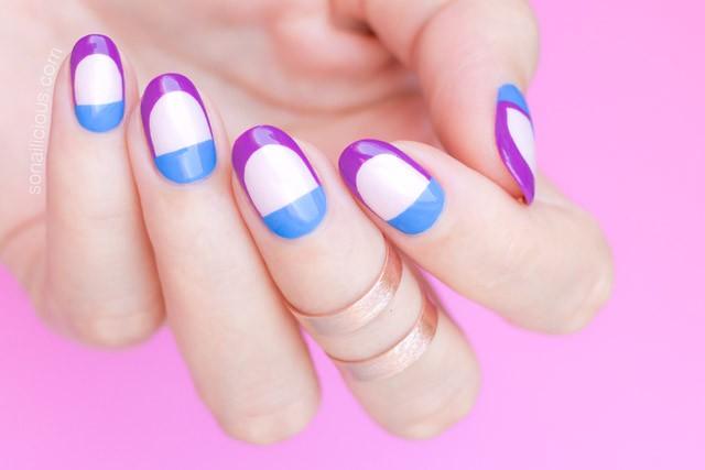 Spring Nail Art Spring Nail Art Tutorial 1 Sonailicious