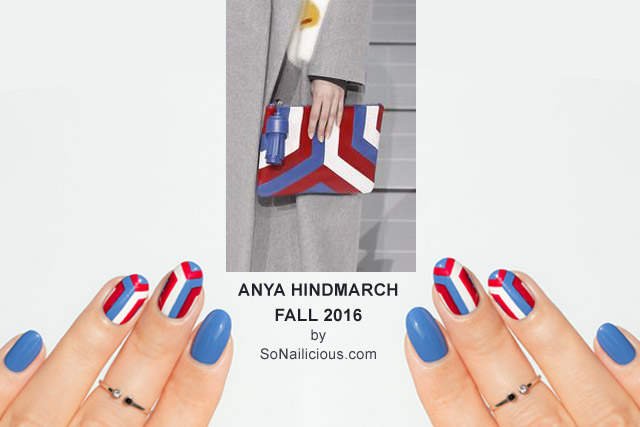 ANYA HINDMARCH BAG FALL 2016