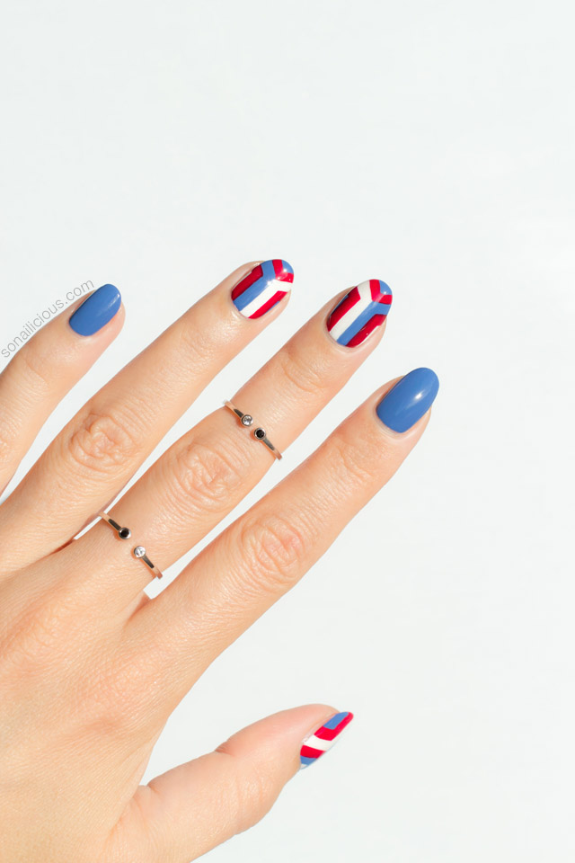 anya hindmarch fall 2016, anya hindmarch nails