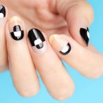 Tutorial: Trendy Negative Space Nails