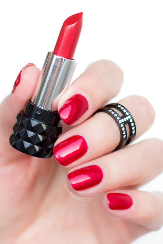 Kat Von D Adora: The Bold Nail and Lip Duo You Have To Try