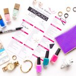 Exclusive! 2 Printable Packing Lists for Nail Polish Lovers