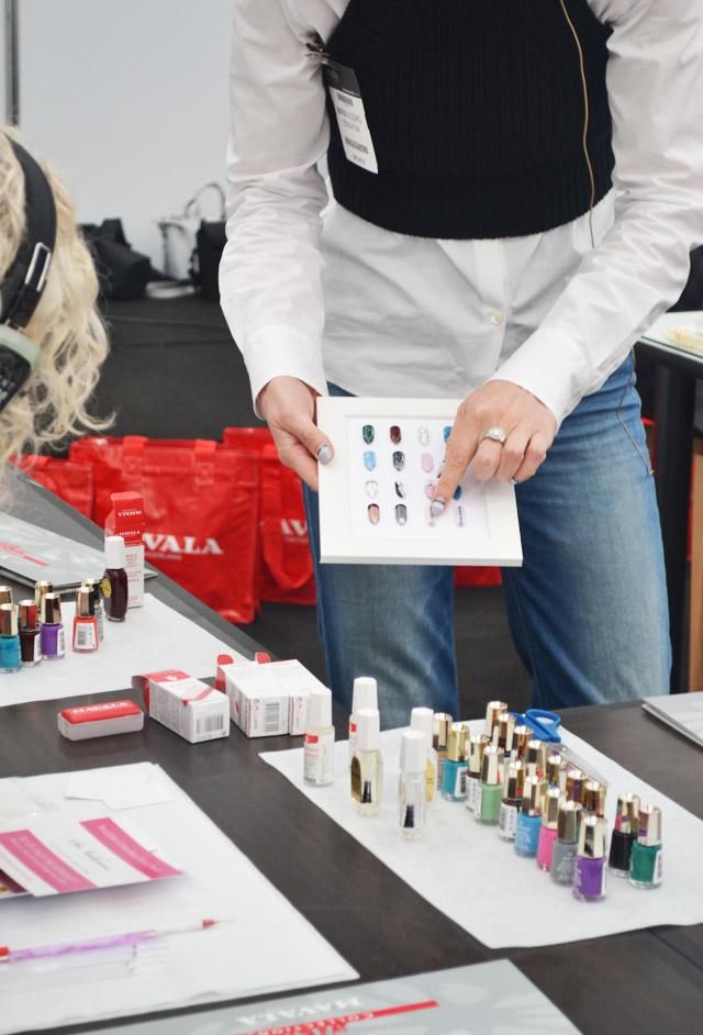 beauty expo, nail art masterclass, 7