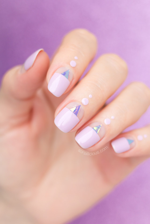 Birthday Nail Design Beautiful Nails Sonailicious