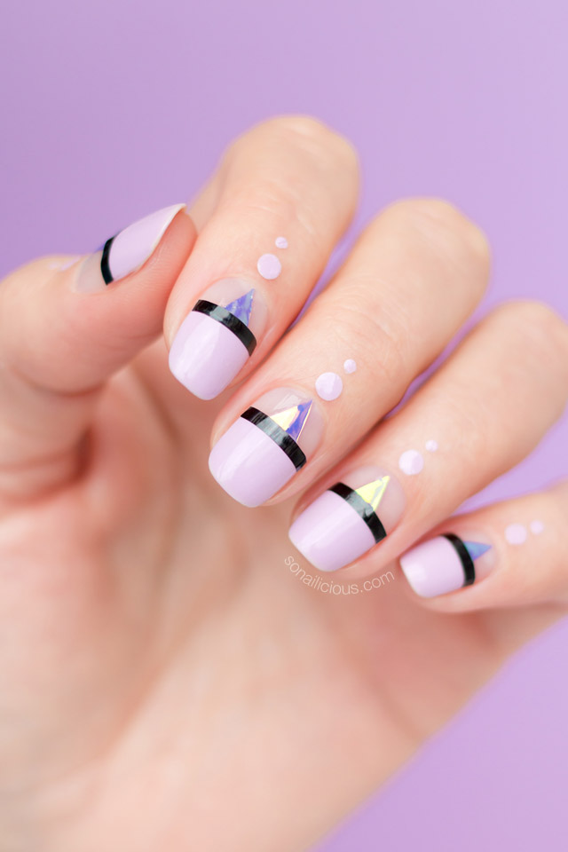 4 Edgy Birthday Nail Designs You Haven't Seen Before