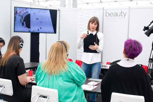 nail art workshop, maria vlezko, 3