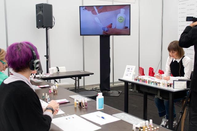 nail art workshop, mavala australia