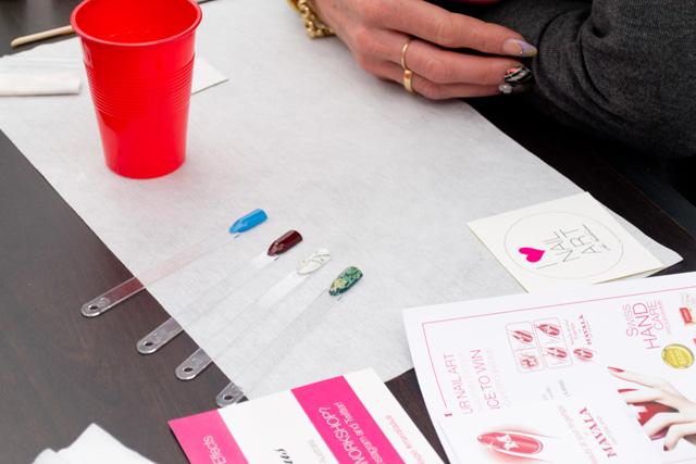 sydney nail art workshop, 1