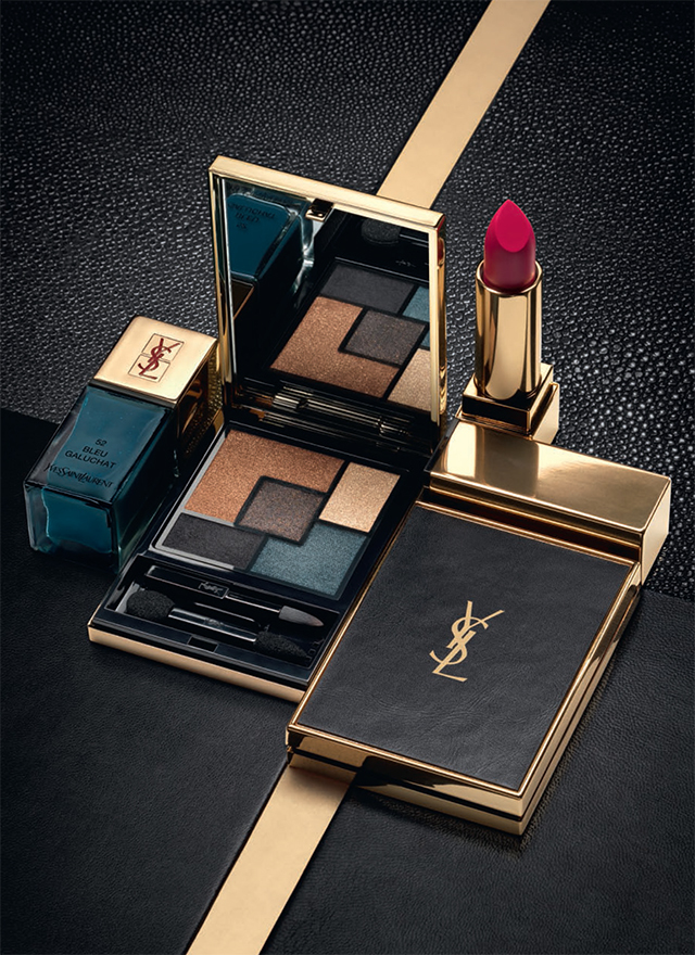 ysl fall 2016 nail polish collection