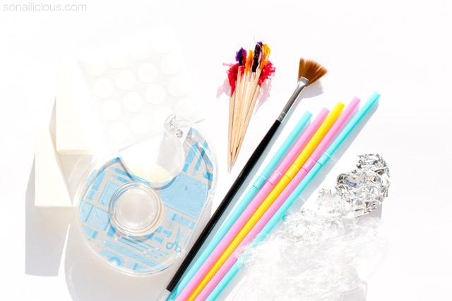 diy nail art tools, nail art tools