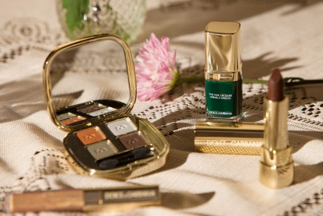 dolce gabbana wild about fall 2016 makeup collection