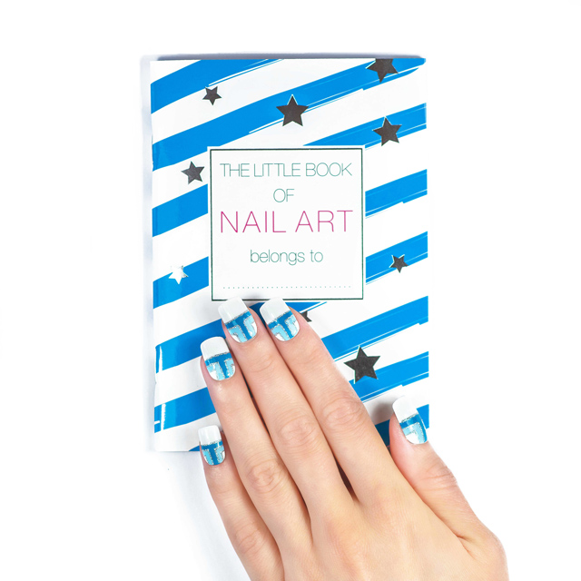The Little Book of Nail Art - Square Nails