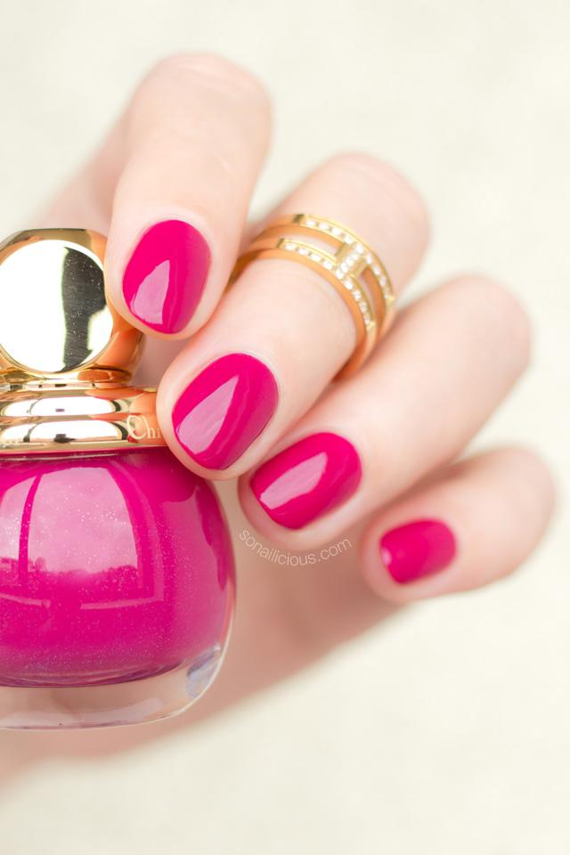 diorific precious nail polish
