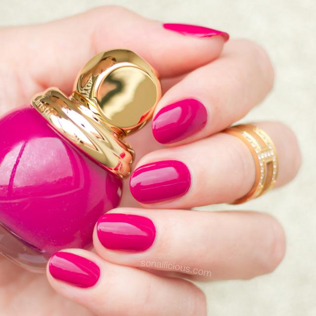 dior diorific precious nail polish review swatches
