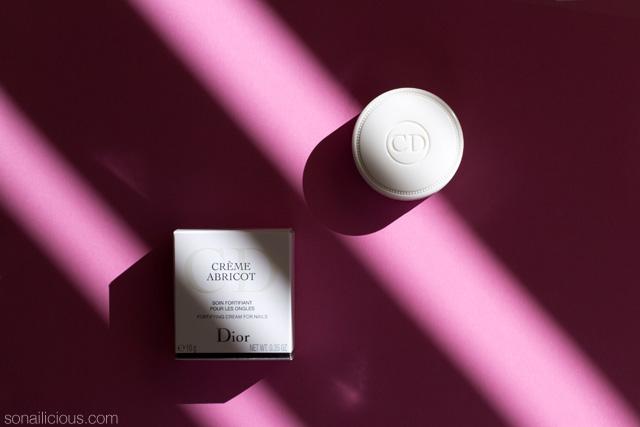 best cuticle cream, dior cuticle cream