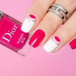 Power of Pink Nail Design ft. Dior Sudden