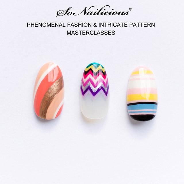 Phenomenal Fashion and Intricate Patterns masterclasses