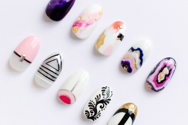 sonailicious nail art, beauty expo melbourne