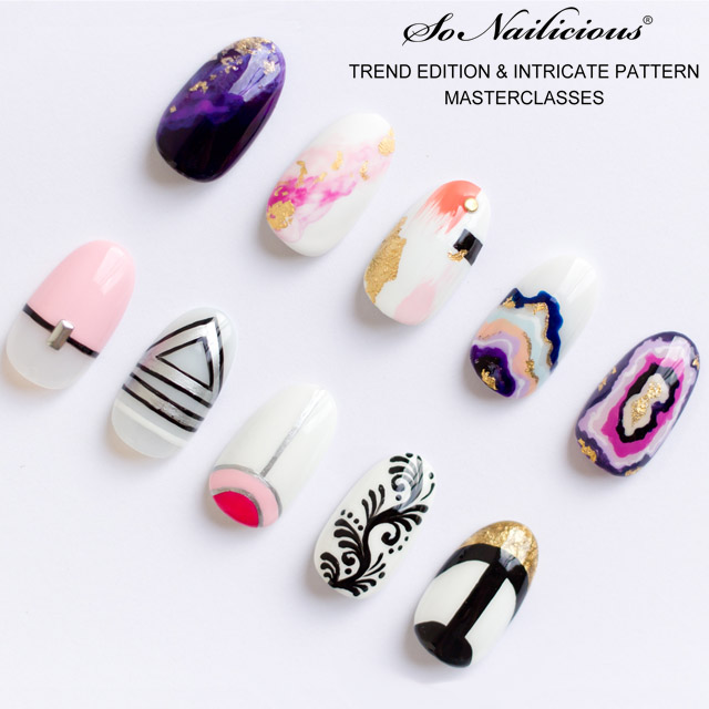 Trend Edition and Intricate Patterns masterclasses