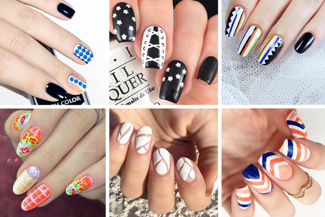 Nail art ideas archives sonailicious 14 fabulous nail designs inspired by fashion week australia prinsesfo Images