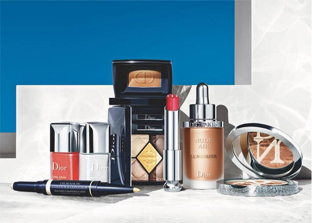 dior summer 2017 makeup collection