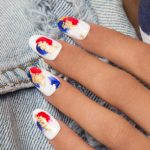 2 Unusual 4th of July Manicures. Plus, the Story of How They Came To Be