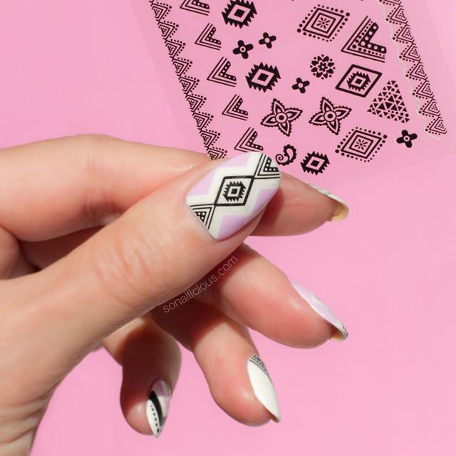 SoNailicious nail stickers