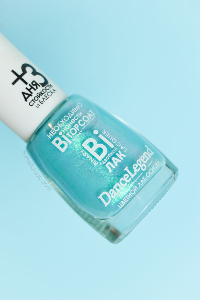 dance legend linda, turquoise nail polish