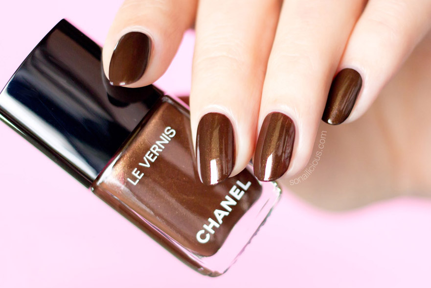 5 best brown nail polishes