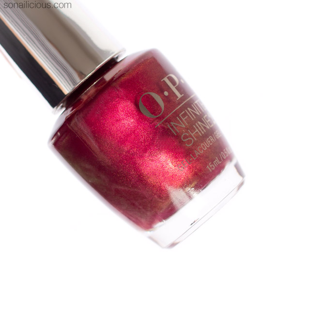 OPI Sending You Holiday Hugs XOXO