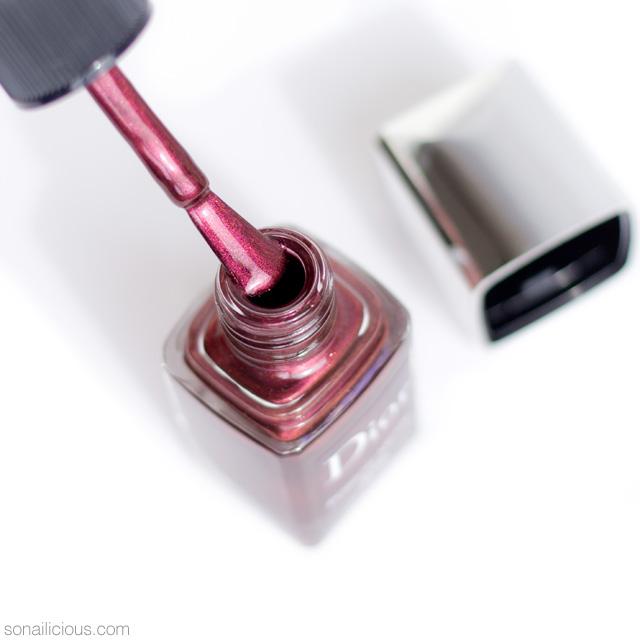 dior nail polish review