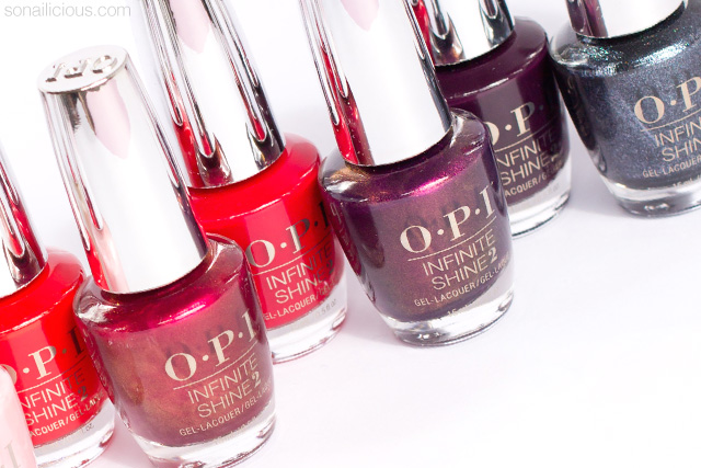 opi love opi xoxo collection review swatches