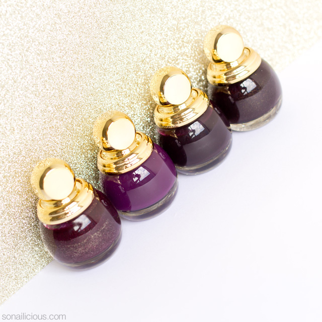 diorific amethyst dupes, review
