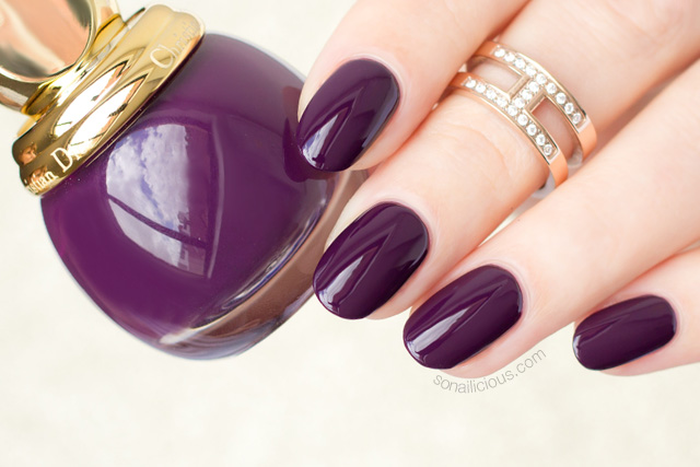 diorific amethyst swatches review