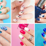 12 Freehand Nail Art Ideas You Can Actually Do