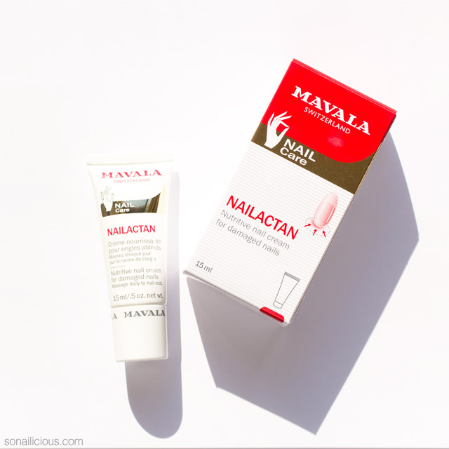 mavala nailactan review