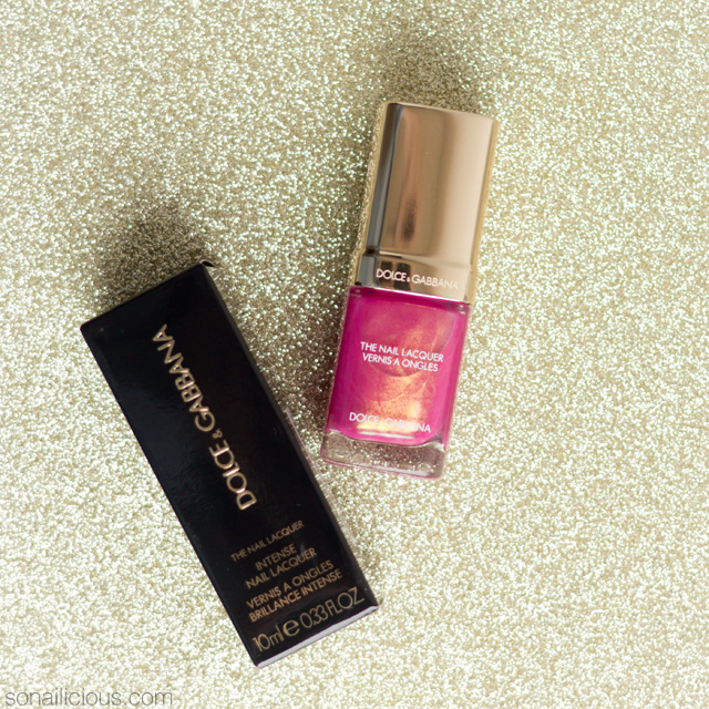 dolce gabbana royal pink reviews