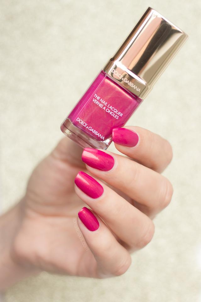 dolce gabbana royal pink