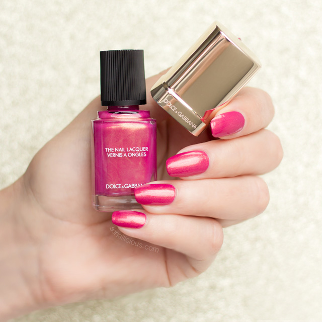 royal pink nail polish