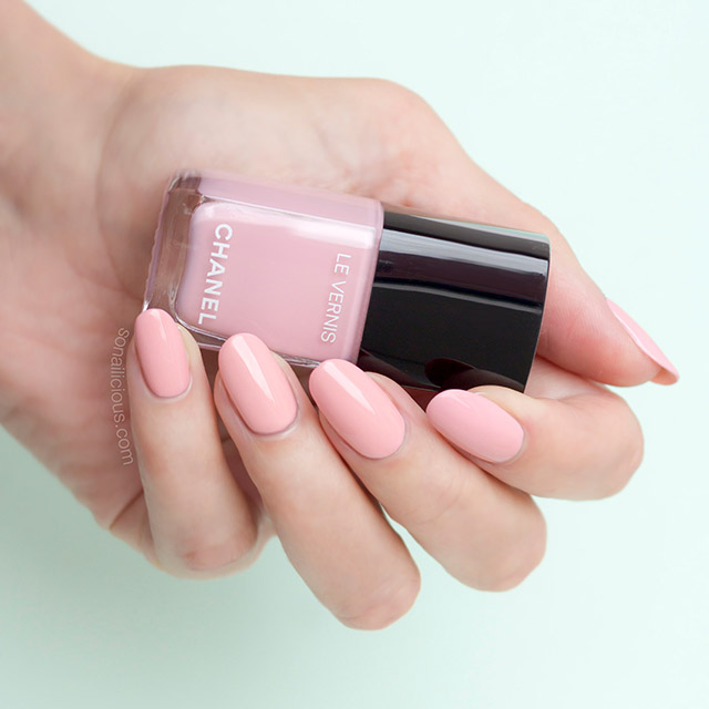 Pastel Vibes With Chanel 588 Nuvola Rosa