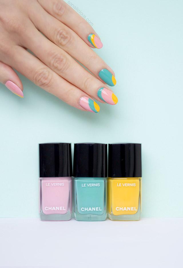 chanel nail polish spring 2018