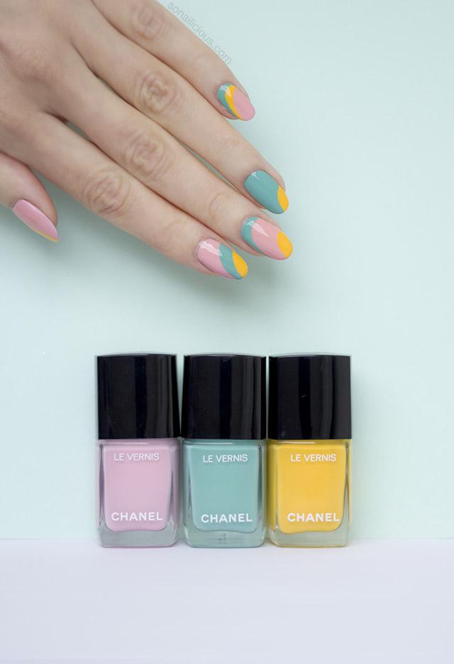 chanel nail polish spring 2018 - SoNailicious