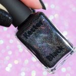 The Perfect Black Holographic Nail Polish is Here!