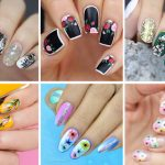 12 Incredible Flower Nail Designs To Try This Weekend