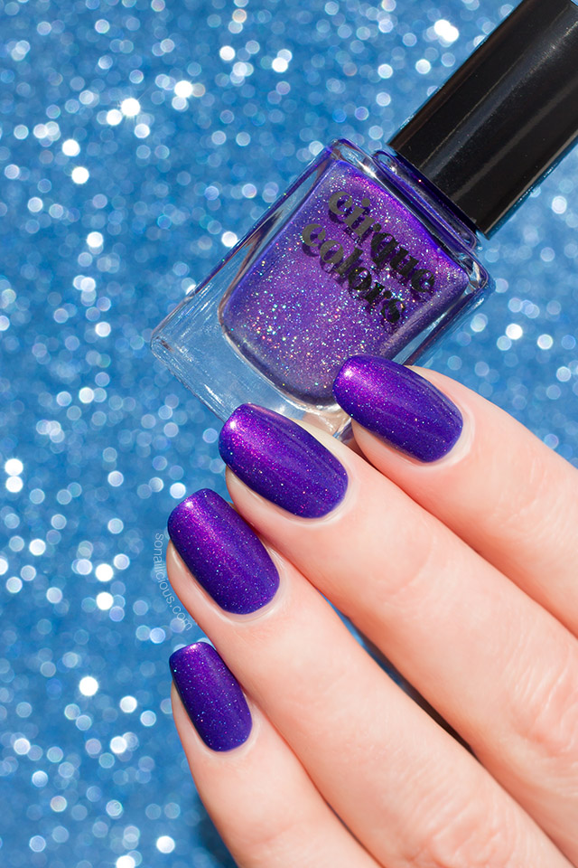 beautiful nail polish cirque colors dusky skies