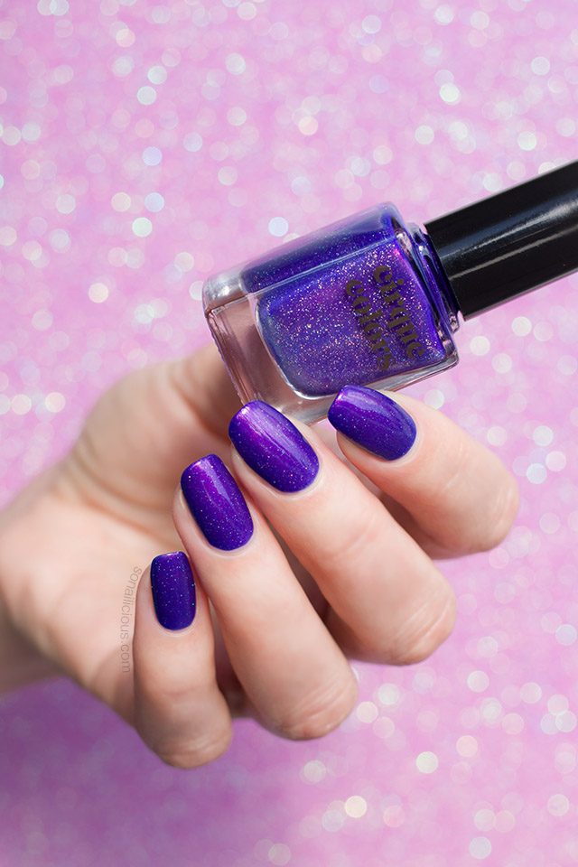 This Nail Polish Is Nothing Like You Ve Ever Seen Before Sonailicious