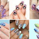 12 Incredibly Beautiful Nails That Are Entirely Hand Painted