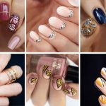12 Fabulous Fall Nails To Try This Weekend