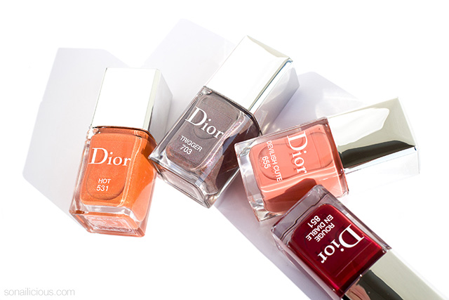 Dior Dior en Diable Fall 2018