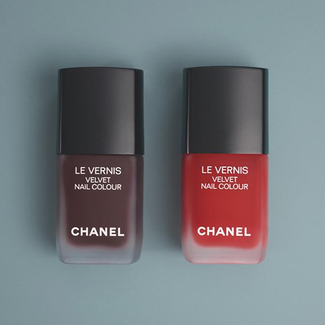 chanel vernis Le Mat de Chanel